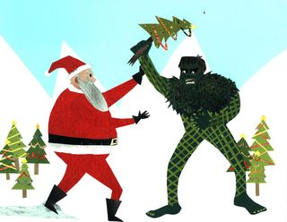 Gaira vs. Santa